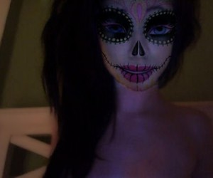 day of the dead, dia de los muertos, and gorgeous image