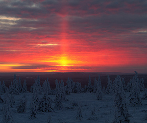 finland, photography, and sky image