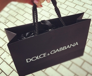 fashion, shopping, and Dolce & Gabbana image
