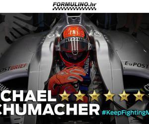 f1, michael schumacher, and legend image