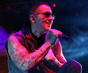 avenged sevenfold and m shadows image