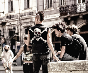 punk, rock, and rock n' roll image