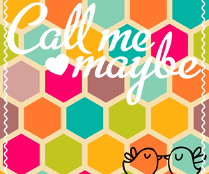 bird, call me maybe, and colors image