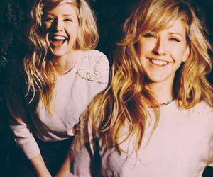 Ellie Goulding, blonde, and beautiful image