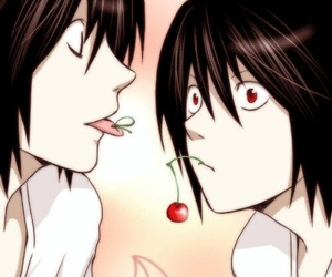 death note, beyond birthday, and anime image