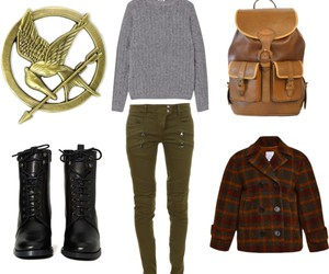 backpack, inspiration, and boots image