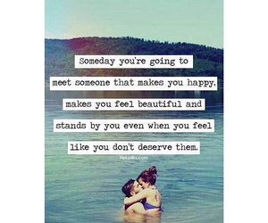 happy, quote, and cute image