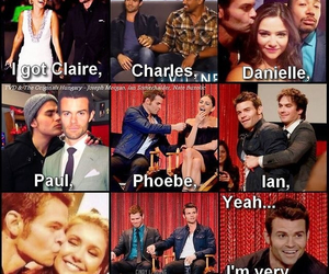 The Originals, handsome, and the vampire diaries image