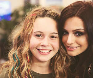 cher lloyd and beatrice miller image