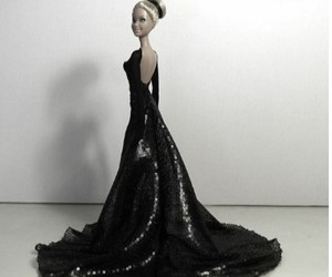 barbie, dress, and style image