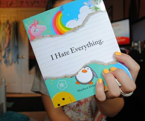 book and i hate everything image