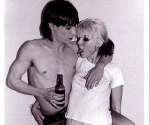 blondie, iggy pop, and deborah harris image