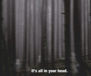 head, grunge, and quotes image