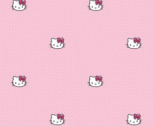 background, hello kitty, and kawaii image
