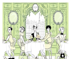 laduree and restaurant image