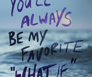 quotes, love, and what if image