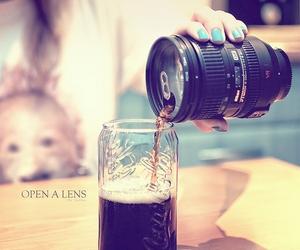 coca cola, camera, and coke image