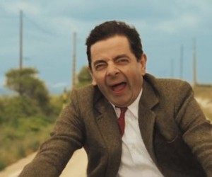 mr bean, funny, and bean image