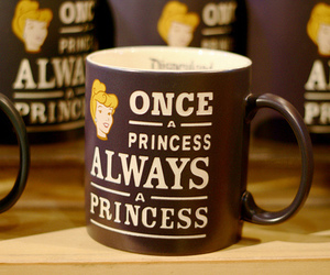 princess, cup, and cinderella image