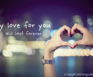 always, forever, and quotes image