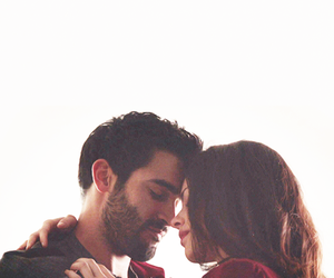 tw, derek hale, and boy image