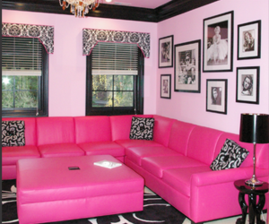 barbie, makeup, and bedroom image