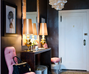 pink, vogue, and decor image