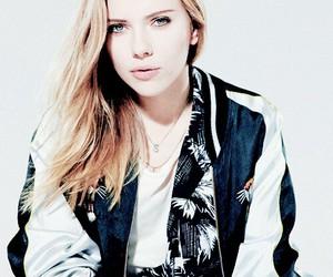 Scarlett Johansson and actress image