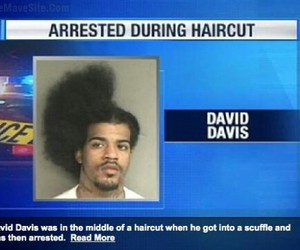 funny, lol, and haircut image