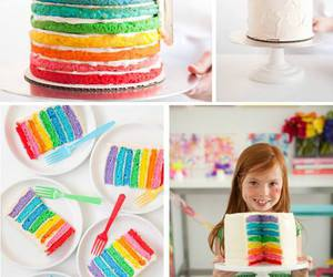 cake, delicious, and diy image