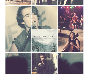 if i stay, where she went, and adam image