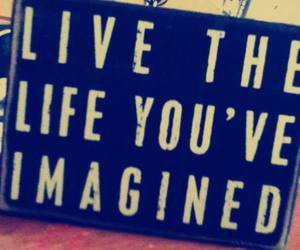 imagine and life image