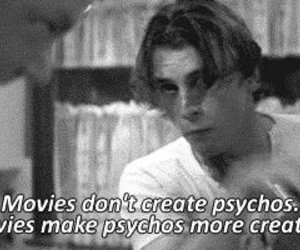 creative, movies, and Psycho image