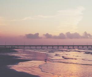 sky, beautiful, and sea image