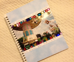 art, travel, and journal image