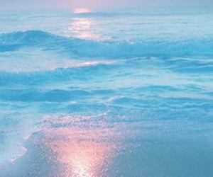 sea, sun, and wallpapers image