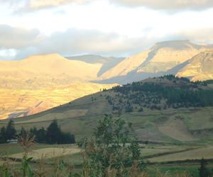 beautiful, mountains, and ecuador image