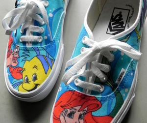 ariel, like, and shoes image