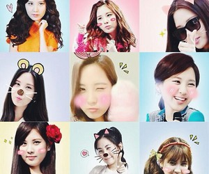 snsd, seohyun, and cute image