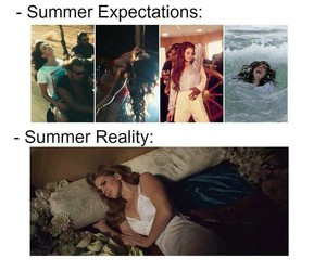 lana del rey, summer, and funny image