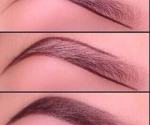 diy, ceja, and eye image