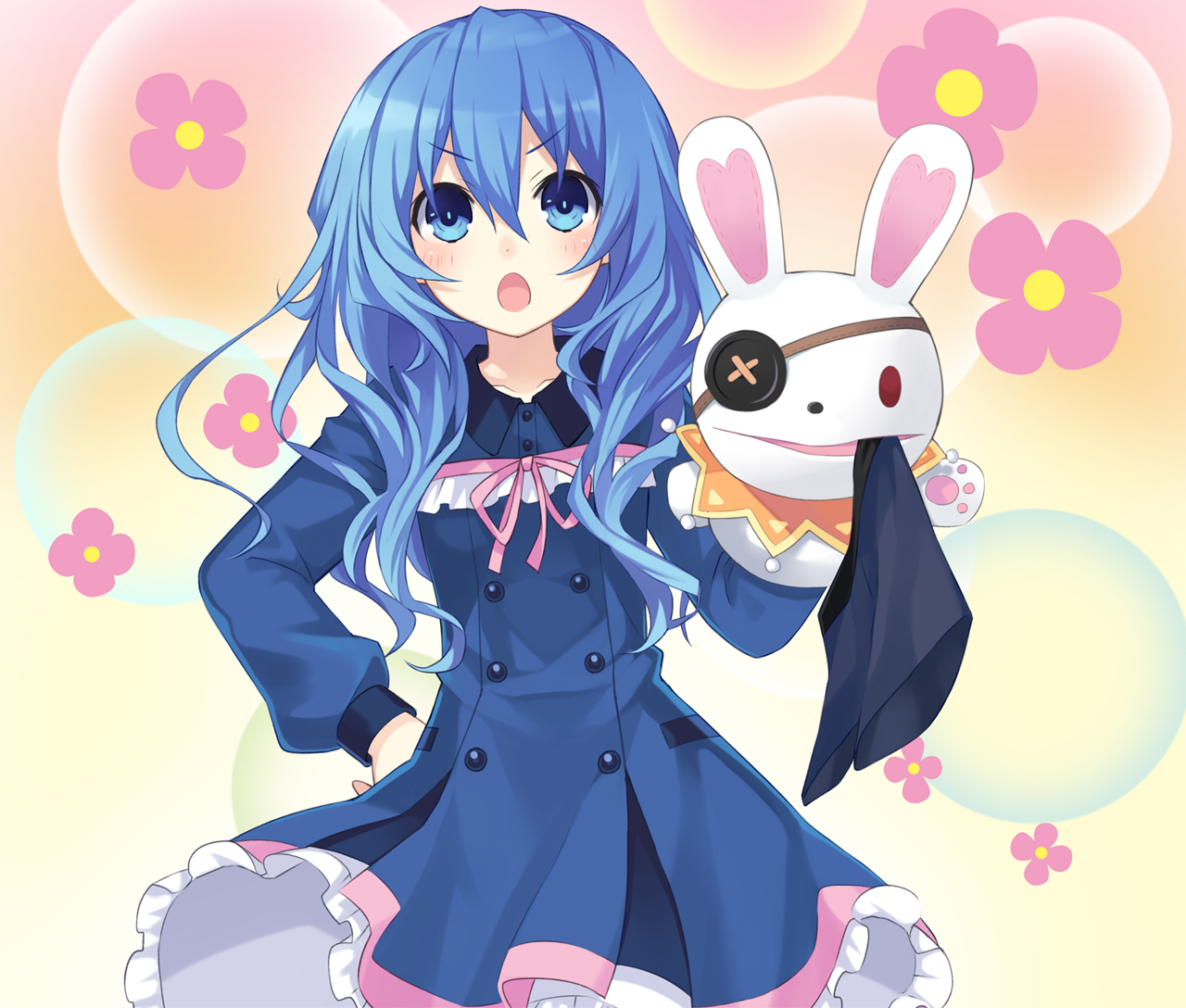 Image About Anime In Date A Live By Akemi Homura