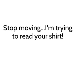 shirt, funny, and read image