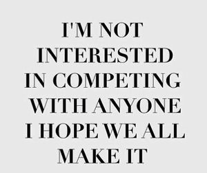quote, life, and compete image