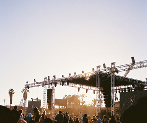 concert, gig, and stage image