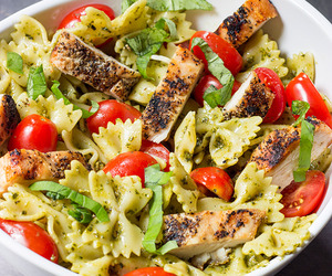 Chicken, poultry, and pesto image