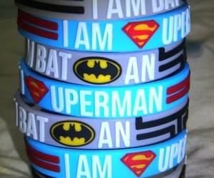 ballers, super heroes, and bracelets image