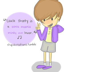 cartoon, justin bieber, and cute image