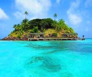 Island and nature image
