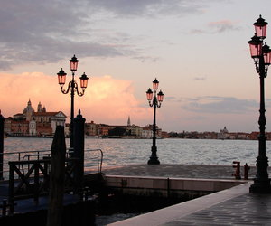 italy, photography, and sunset image